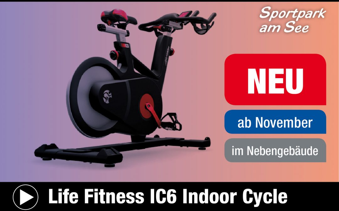 Neue Indoor-Cycling Räder